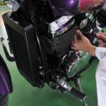 車検が切れているバイクは車検を通してから売る方がいい?